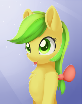 Apple Fritter by ValeBreeze