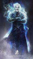 Quicksilver the Wraithbrand by theDURRRRIAN