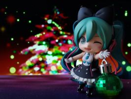 Nendoroid Christmas (Miku) by ng9