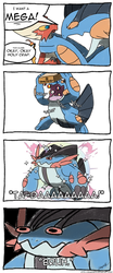 MEGA SWAMPERT by Dragonith