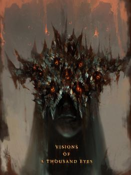 Visions of a Thousand Eyes by ChrisCold