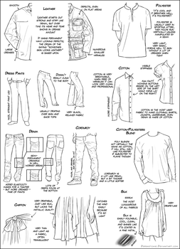 Fabric Tutorial by DerSketchie