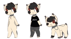 Custom for Soda-Ink by Meow-Lord