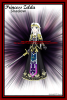 Zelda-colored by Lilith13thevampire