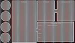 Monsters Template by Bun-Of-A-Glitch