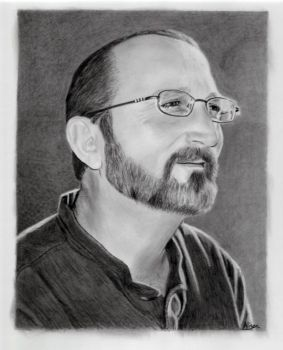 Mr. Mike by AlisonsArt
