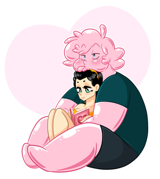 Cuddle by Meb90