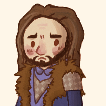 Thorin by Queso-Queen