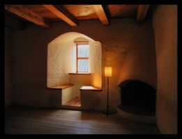 A Medieval Room by Pajunen
