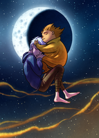 Lonely nights by t-h-e-j-o-e-y