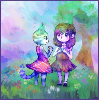Lilac n Lolly by pulooka