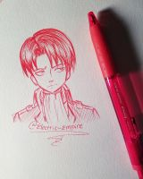 Levi by Electric-Empire