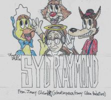 Syd Raymond Tribute by CelmationPrince