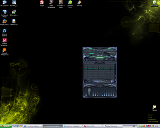 Desktop Screenshot I by ShockBeam
