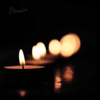 By candle-light by 6Artificial6