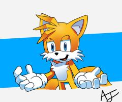 Tails bust by DredgeTH