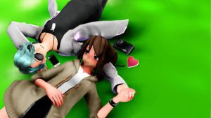 .: unlocked V :. by Alex-MMD-Studios