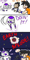 Memes are bad for you +DBZ+ by KrysMcScience