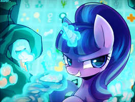 My little pony [Season 5]        Ep 1,2 - Equal by Marenlicious