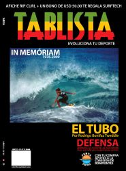 Tablista Cover - Winter 2009 by mixmedia