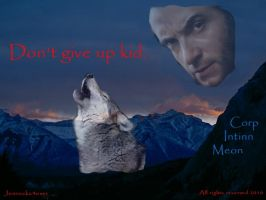 Don't Give Up by Jenrocks4ever