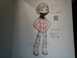 Zane the Grinner by ADerpyHeart