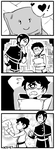cyclops 4koma - my preshus by daughter-thursday