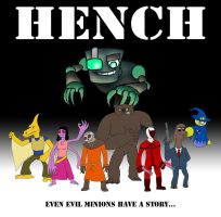 HENCH - Deviant Universe Concept Idea by Ignolian-Thorne