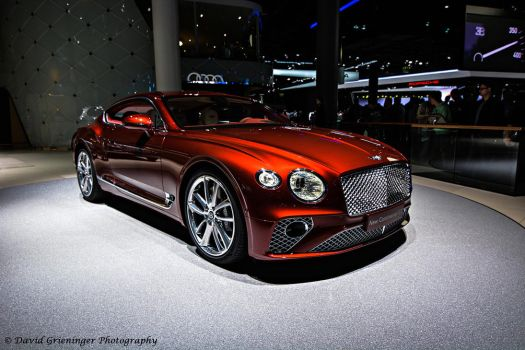 Bentley Continental GT by DavidGrieninger