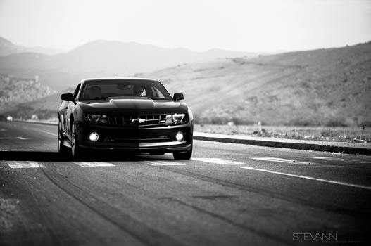 chevrolet camaro by StevaNN