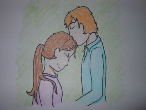 Molly Hooper and Martin Creiff by RohirricTimeLord