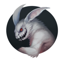 The Rabbit. by Terriniss