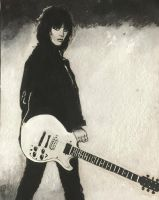 Joan Jett by KeitimariArt