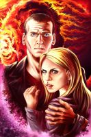 I want you safe, my Rose Tyler by diable6
