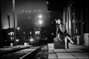 There Ain't No Midnight Train by nikongriffin