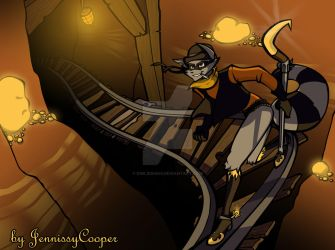 Cooper for Hire by EmilieSushi