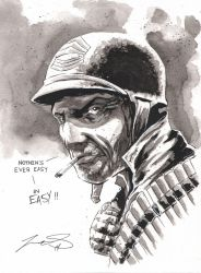 Sgt. Rock commission by SpaciousInterior