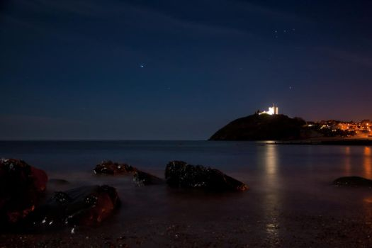 Criccieth Castle by AndrewCockerill