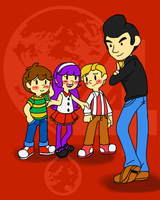 Mother4 by DC-Dialgia69