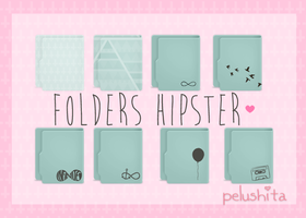 Folders Hipster by PelushitaPetisuit
