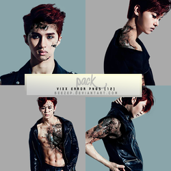 Vixx Error 12 pngs by beezep