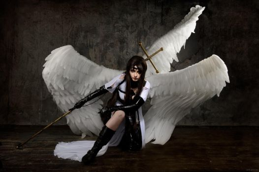 Alexiel from Angel Sanctuary by onkami