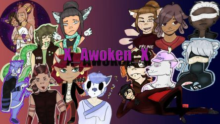Personal Twitter Youtube  Banner by xXAwokenNightmareXx