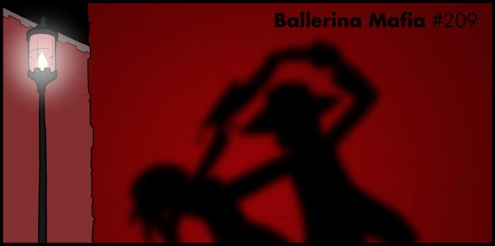 Ballerina Mafia: Joel the Ripper [Preview] by SonOfNothing