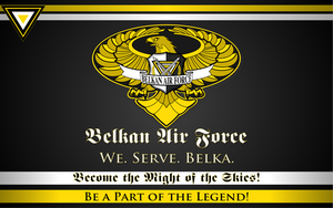Belkan Air Force Wallpaper (In English) by ZFShadowSOLDIER