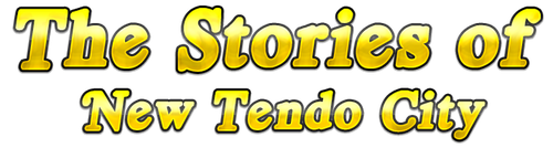 The Stories of New Tendo City Logo by Galaxy-Afro