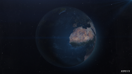 Planet Earth by kopofx