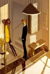 Small talk. by PascalCampion