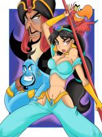 Princess Jasmine by Ray-D-Sauce