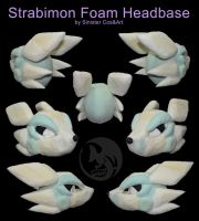 Strabimon Foam Headbase by Metal-CosxArt